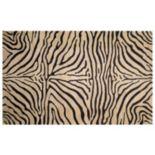 Trans Ocean Imports Liora Manne Seville Zebra Wool Rug