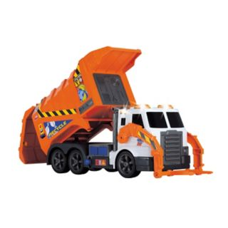 Dickie Toys Action Series 16-in. Garbage Truck
