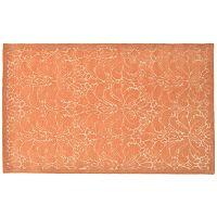 Trans Ocean Imports Liora Manne Seville Modern Damask Wool Rug