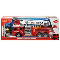 Dickie Toys International 24-in. Fire Rescue
