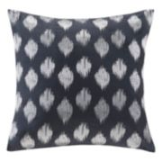 INK+IVY Nadia Dot Embroidered Throw Pillow