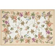 Safavieh Chelsea Countrytique Floral Hand Hooked Wool Rug