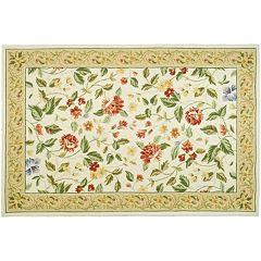 Safavieh Chelsea Flora Hand Hooked Wool Rug