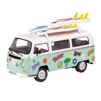 Dickie Toys 13-in. VW Surfer Van 1/14 Scale
