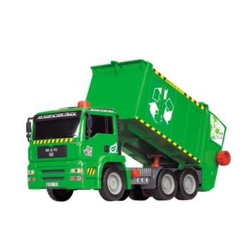 Dickie Toys 12-in. Air Pump Garbage Truck