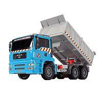 Dickie Toys 11-in. Air Pump Dump Truck