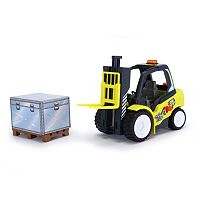 Dickie Toys 10-in. Air Pump Fork Lift