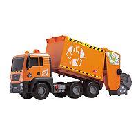Dickie Toys 21 in Air Pump Garbage Truck