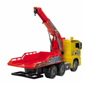 Dickie Toys 21-in. Air Pump Tow Truck