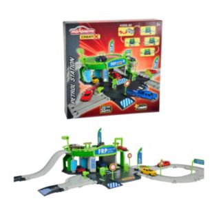 Dickie Toys Majorette Creatix Gas Station