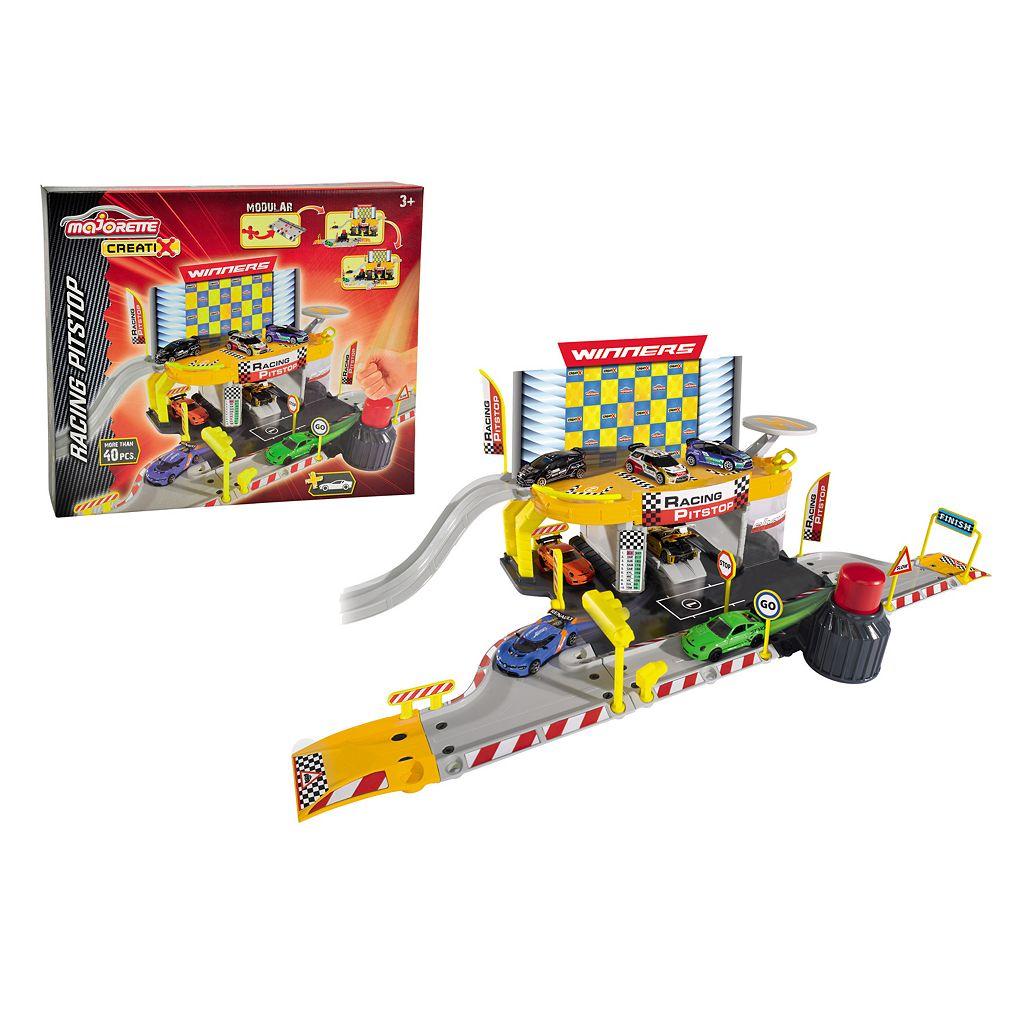 Dickie Toys Majorette Creatix Racing Pitstop