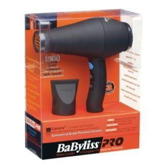 BaByliss Pro Porcelain Ceramic Carrera2 Hair Dryer