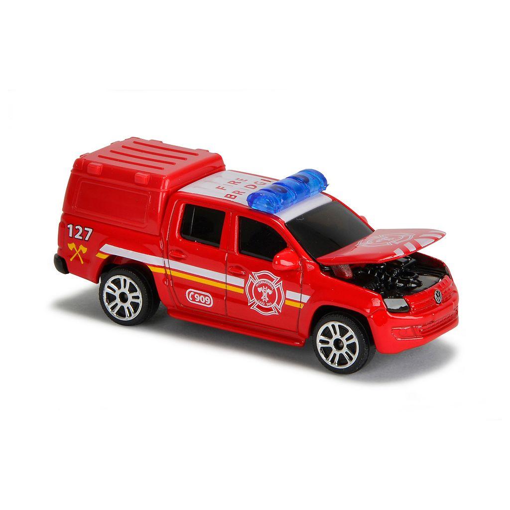 Dickie Toys Majorette SOS Fire Theme Set