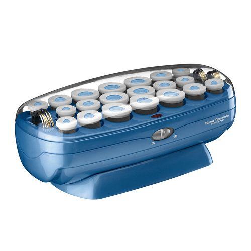 BaByliss Pro Nano Titanium Professional Hairsetter Hot Hair Rollers
