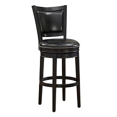 American Heritage Billiards Shae Swivel Bar Stool