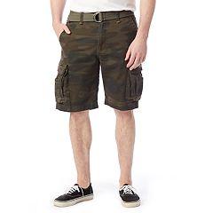 4bd5bdc8a6 Men's Unionbay Survivor Belted Cargo Shorts