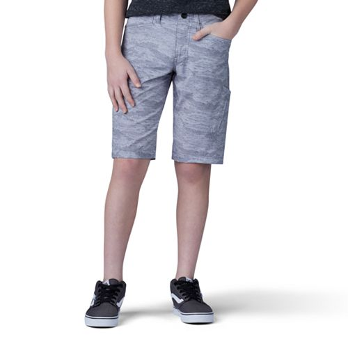 Boys 8-20 & Husky Lee Dungarees Grafton Easy-Care Shorts