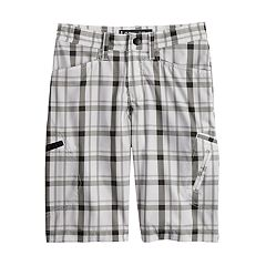 Boys 8-20 & Husky Lee Dungarees Grafton Easy-Care Shorts
