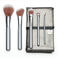 PUR 5 pc Pro Tools Makeup Brush Set