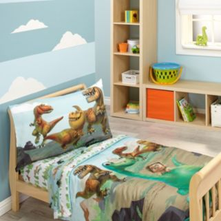 Disney / Pixar The Good Dinosaur 4-pc. Toddler Bedding Set