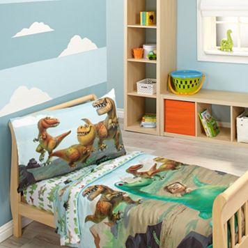 Disney / Pixar The Good Dinosaur 4-pc. Toddler Bedding Set