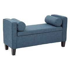 INSPIRED by Bassett Cordoba Storage Bench