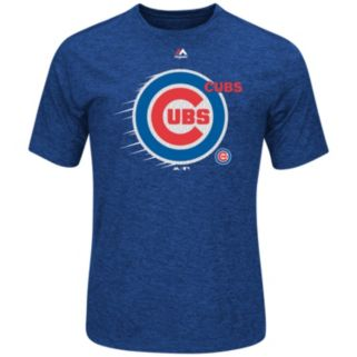 Men's Majestic Chicago Cubs Far Beyond Tee