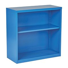 OSP Designs 28-in. Steel Bookcase