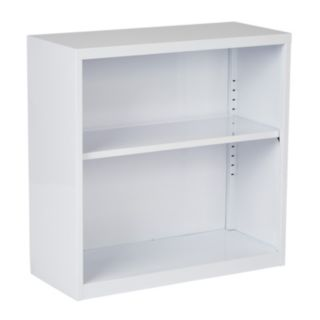 OSP Designs 28-in. Steel Bookcase