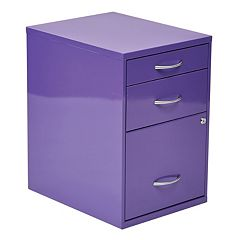 OSP Designs 22 in Steel Storage Cabinet