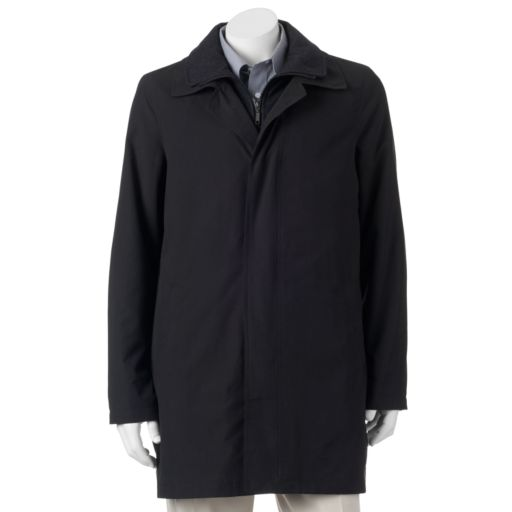 Men's Savile Row Edgar Classic-Fit All-Weather Coat