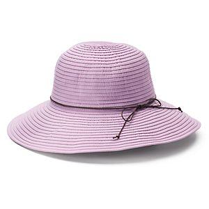 f101e2b8914e34 Women's Scala Cotton Medium Brim Hat