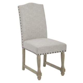 Ave Six Kingman Studded Dining Chair