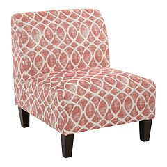 Ave Six Magnolia Accent Chair