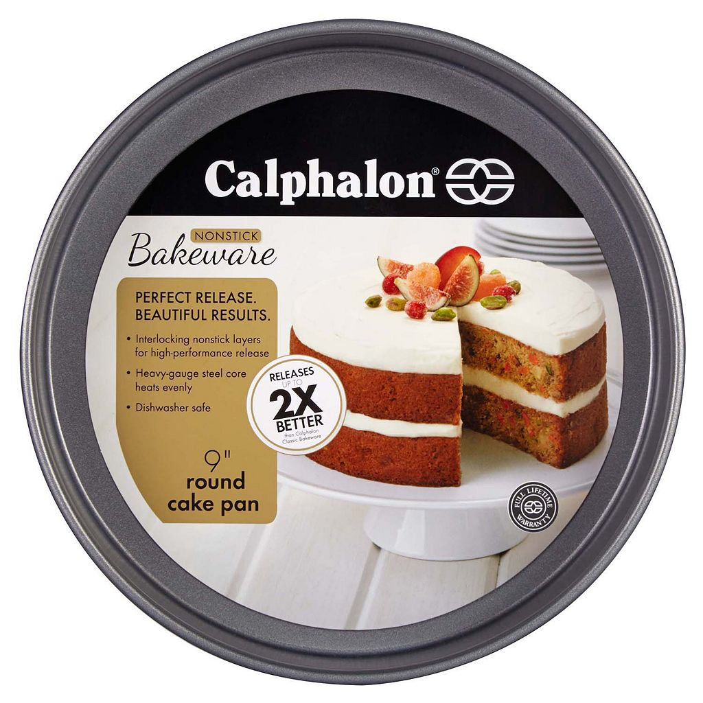 Calphalon Nonstick 9-in. Round Cake Pan