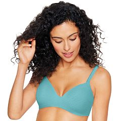 Hanes Ultimate Bra: Soft Wire-Free Convertible T-Shirt Bra HU03