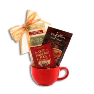 Alder Creek Delightful Cup of Warmth Mug Gift Basket