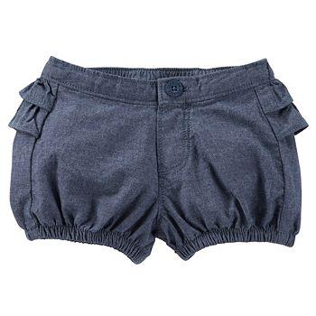 6 Months OshKosh BGosh Baby Girls Striped Sun Shorts