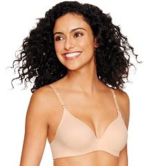 Hanes Ultimate Bra: Invisible Look Convertible T-Shirt Bra HU06