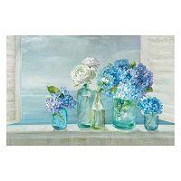 ''Coastal Bouquet'' Wall Art