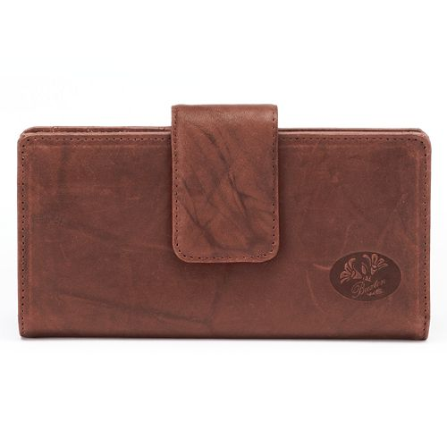 Buxton Heiress Metropolitan Leather Wallet
