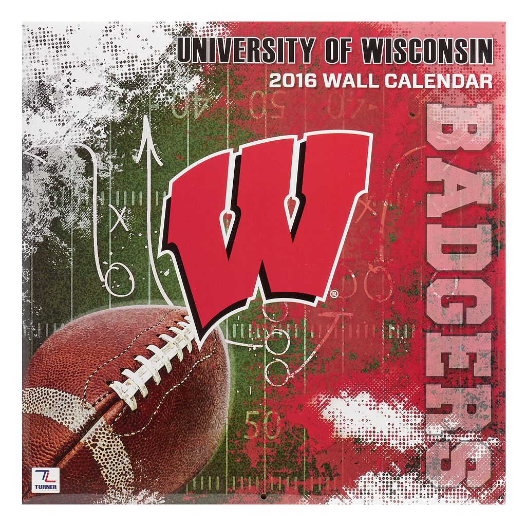 Turner Wisconsin Badgers 2016 12