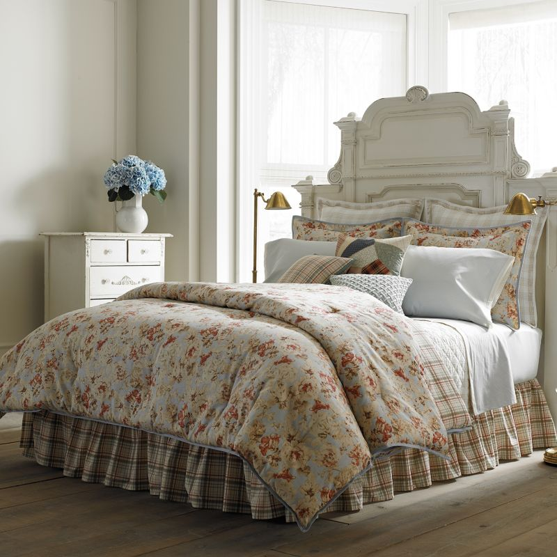 Chaps Floral Imported Bedding Kohl S