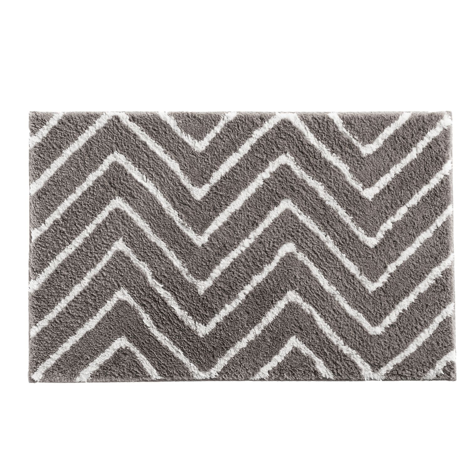 Charmant Apt. 9® Chevron Bath Rug