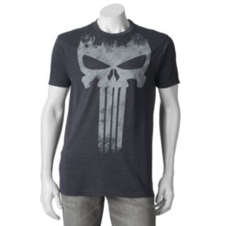 Men's Marvel Punisher Tee