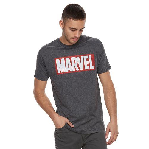 Men's Marvel Logo Tee