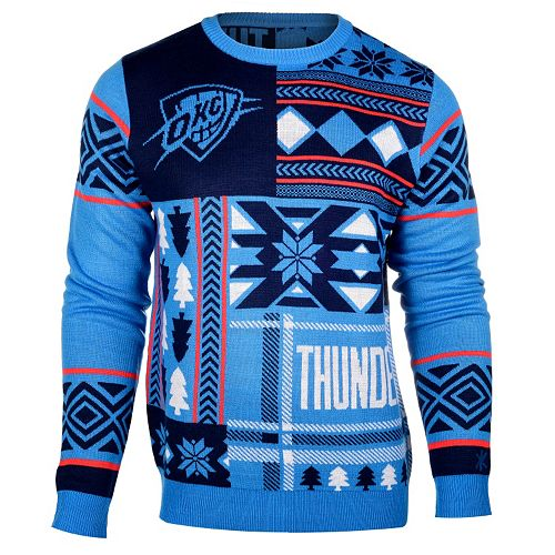 the best attitude 08bcc 23803 Men's Oklahoma City Thunder Ugly Sweater