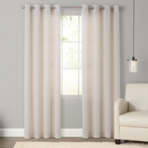 SONOMA Goods for Life? Naturals Princeton Window Curtain