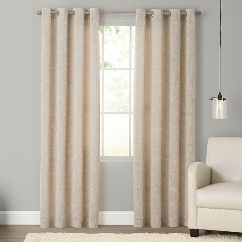 SONOMA Goods for Life™ Naturals Hopewell Window Curtain