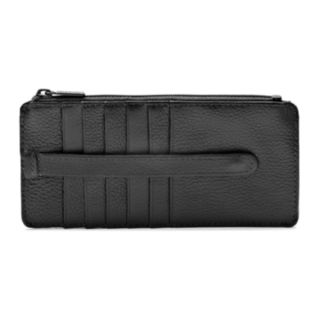Buxton Hudson Pik-Me-Up Slim Wallet